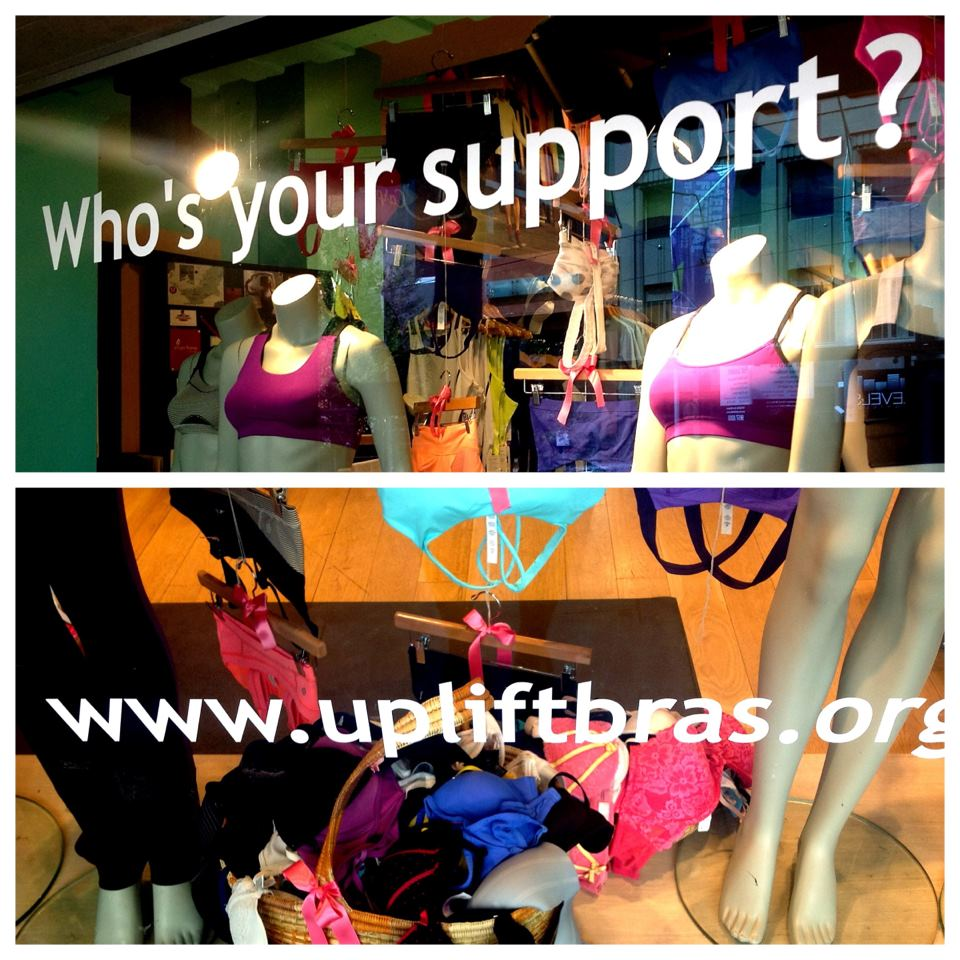 375f64f07c News Archive www.upliftbras.org Recycling bras to women in need